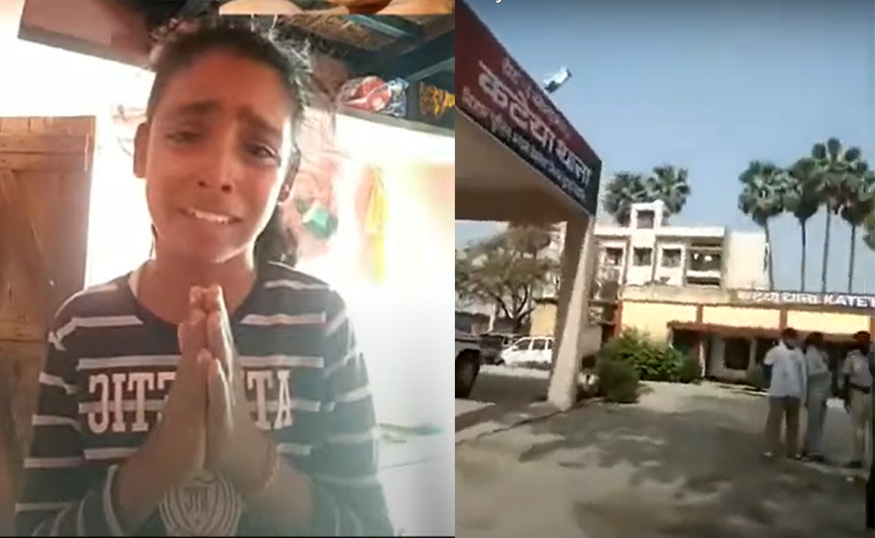 Hindu boy 'sacrificed' in Gopalganj mosque; threatened parents leave Bihar for undisclosed location in UP