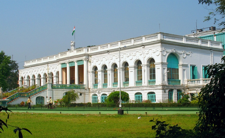 national library in kolkata, a haunted place