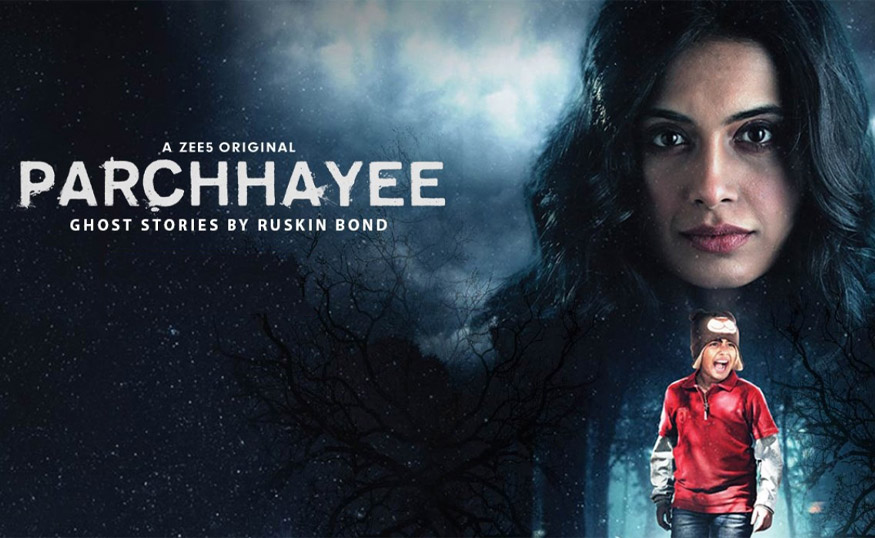 horror web series in hindi, parchhayee