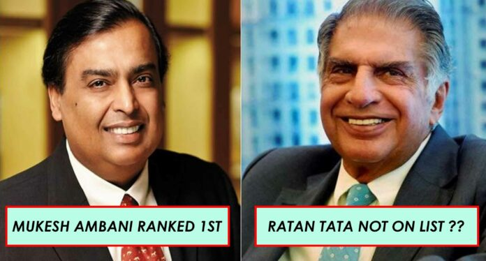 India's top 10 richest people in 2020