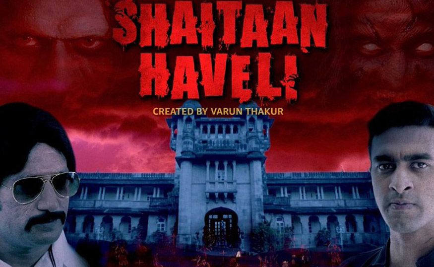 horror web series in hindi, shaitaan haveli
