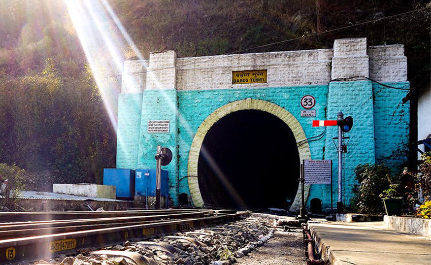 tunnel no 33, a haunted place in shimla
