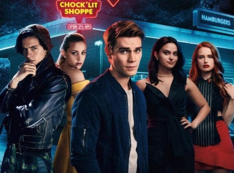characters from riverdale