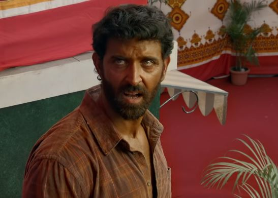 disappointed hritik roshan from super 30