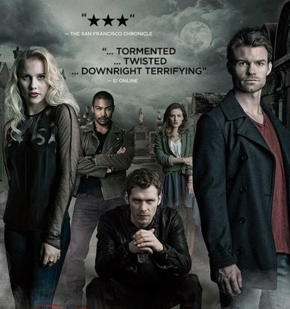 poster the originals web series