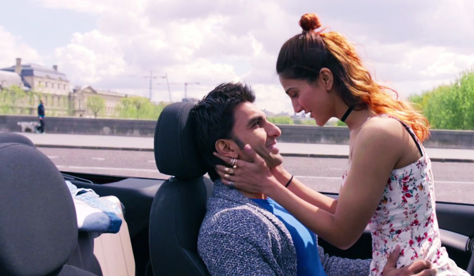 rajput removed from befikre