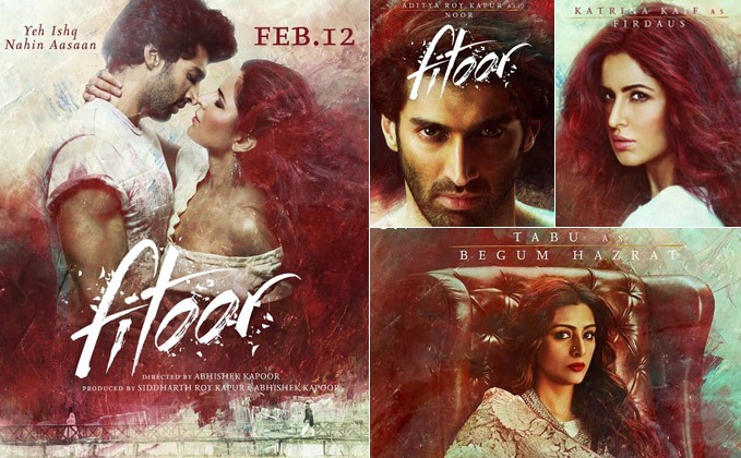 sushant was going to be lead in fitoor