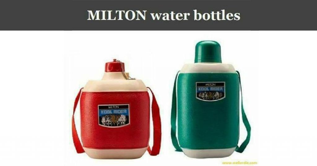 old milton water bottles from 90s