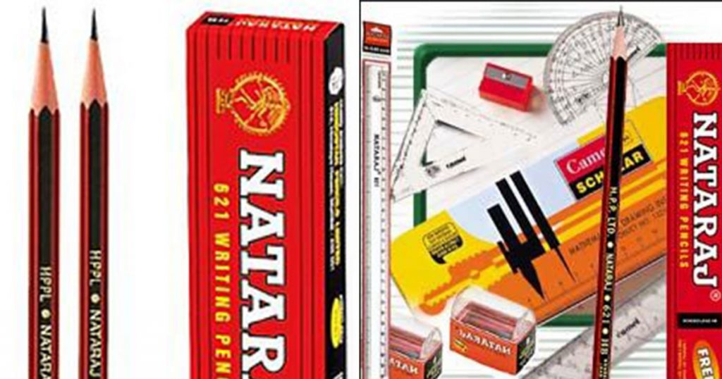 nataraj geometry box and other products by nataraj