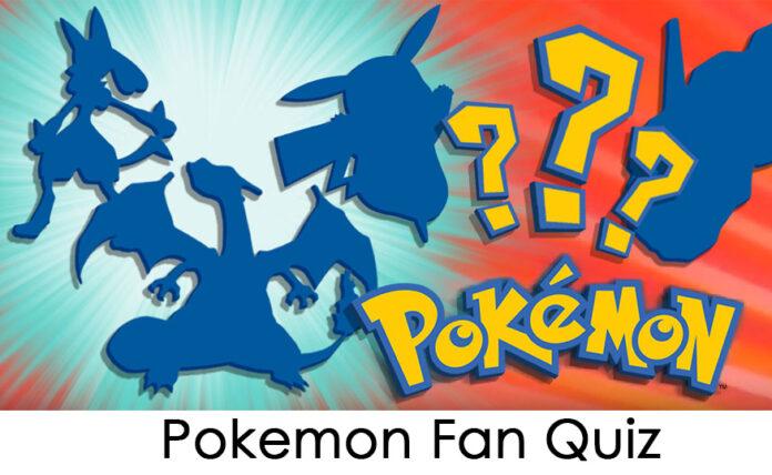 fan quiz for pokemon fans