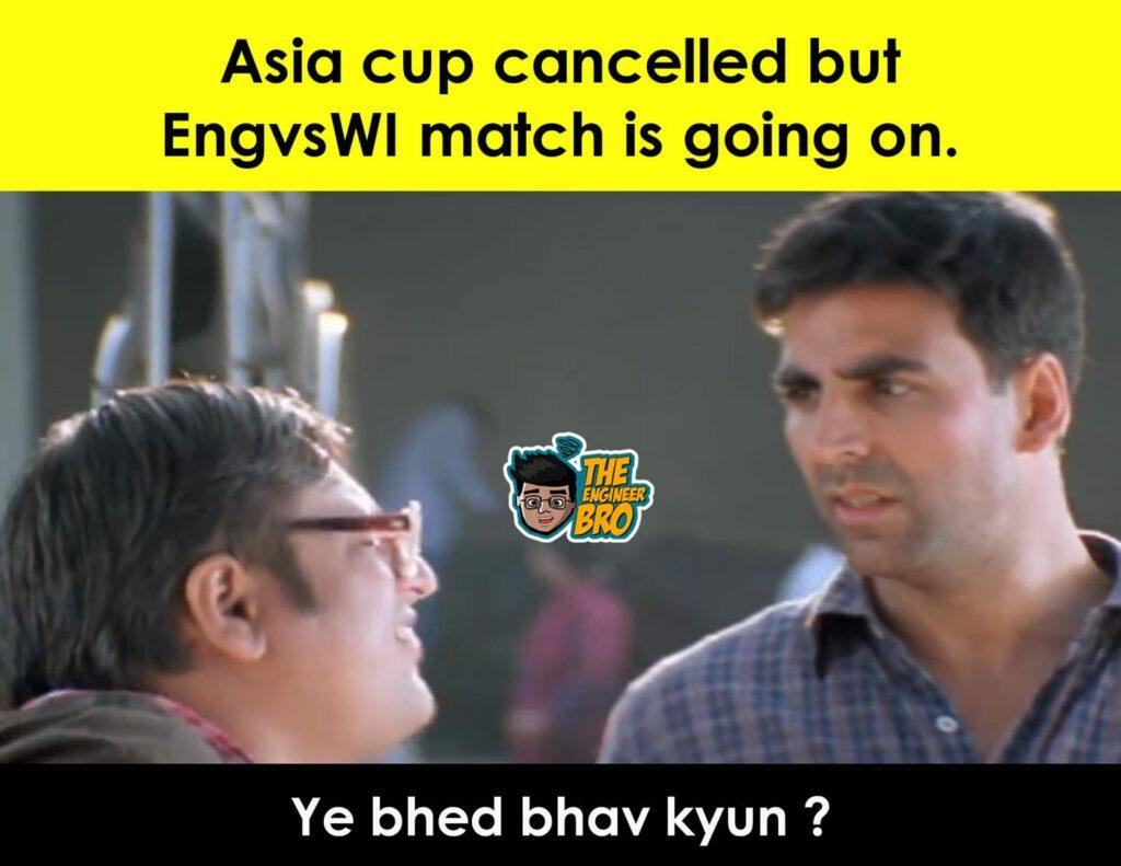 ye bhed bhav kyun meme from hera Pheri