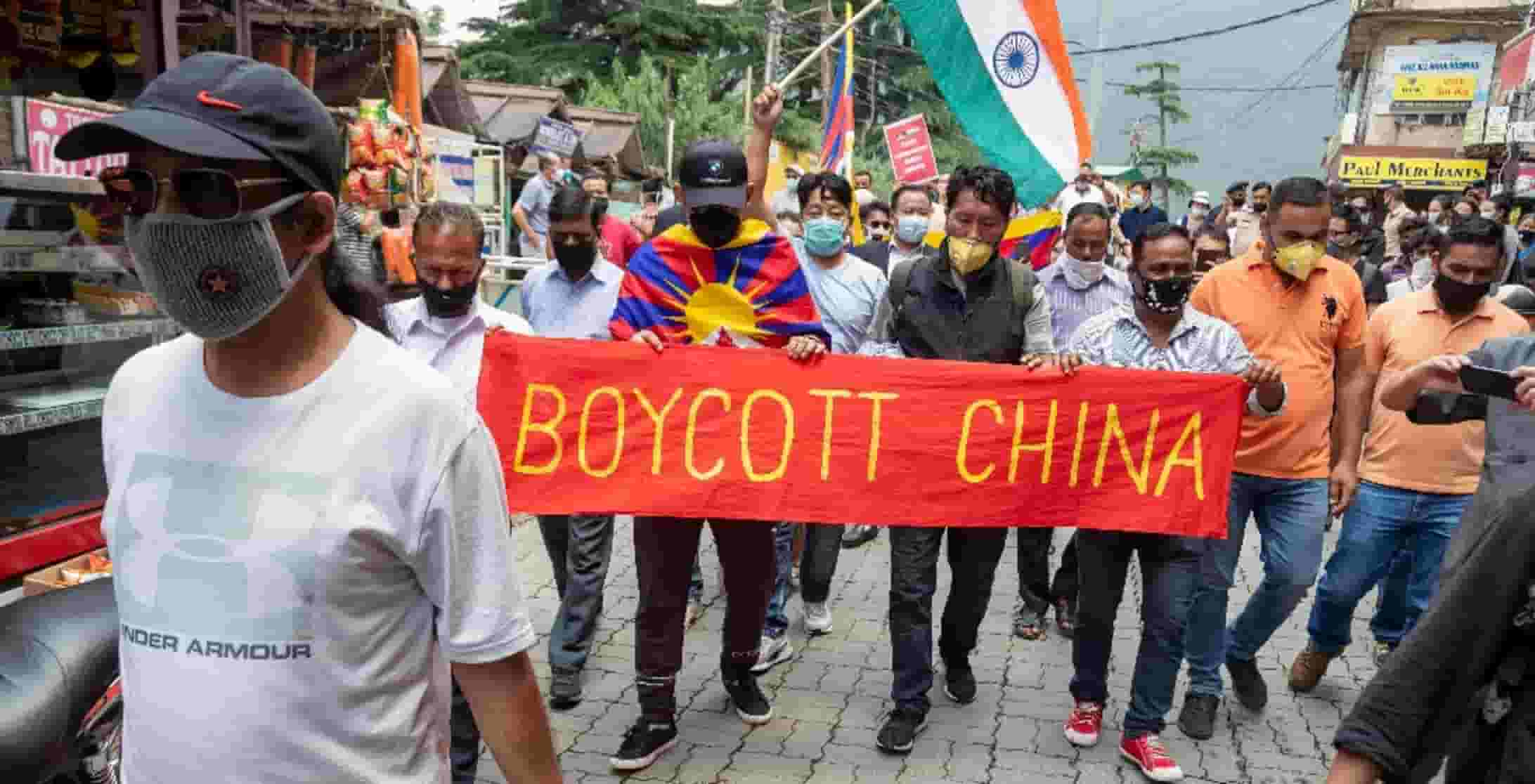 anti china protest is dangerous during corona virus outspread