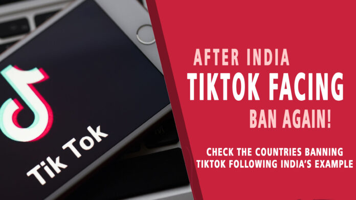 tiktok facing ban in usa after india