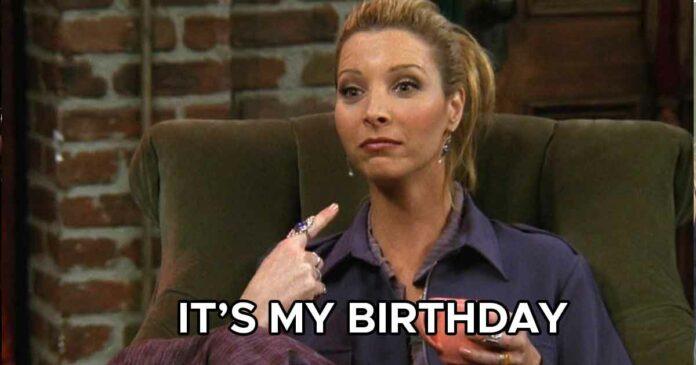 lisa kudrow birth day