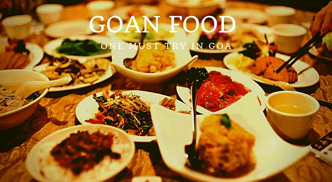 goan food - difficult to find veg food