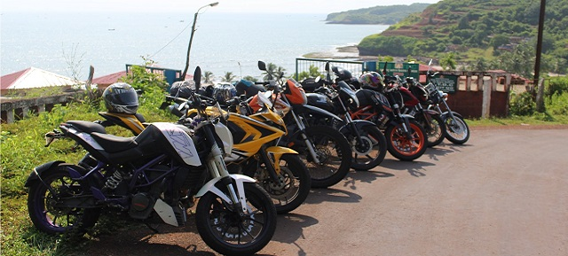 rent bike in goa for cheap transport