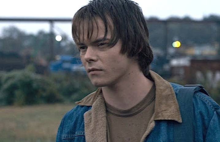 Jonathan Buyers, will's brother in stranger things