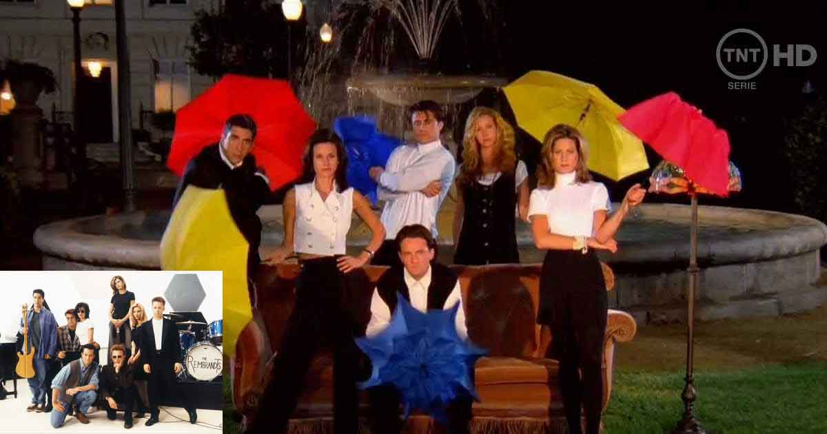 facts about the theme song of friends series: i'll be there for you