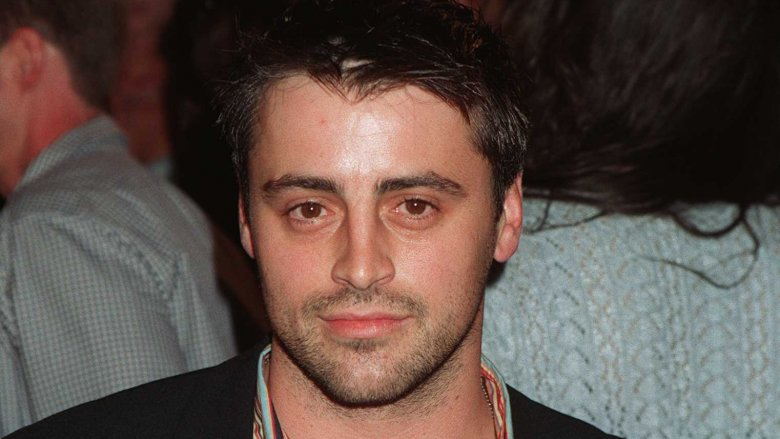 matt leblanc struggled with fame when he became famous as joey in friends