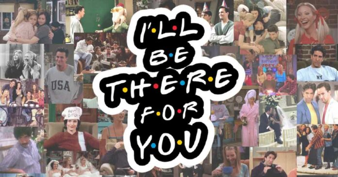 ill be there for you song from friends has many facts unveiled