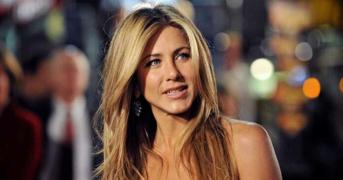 jennifer aniston and her dates from friends series