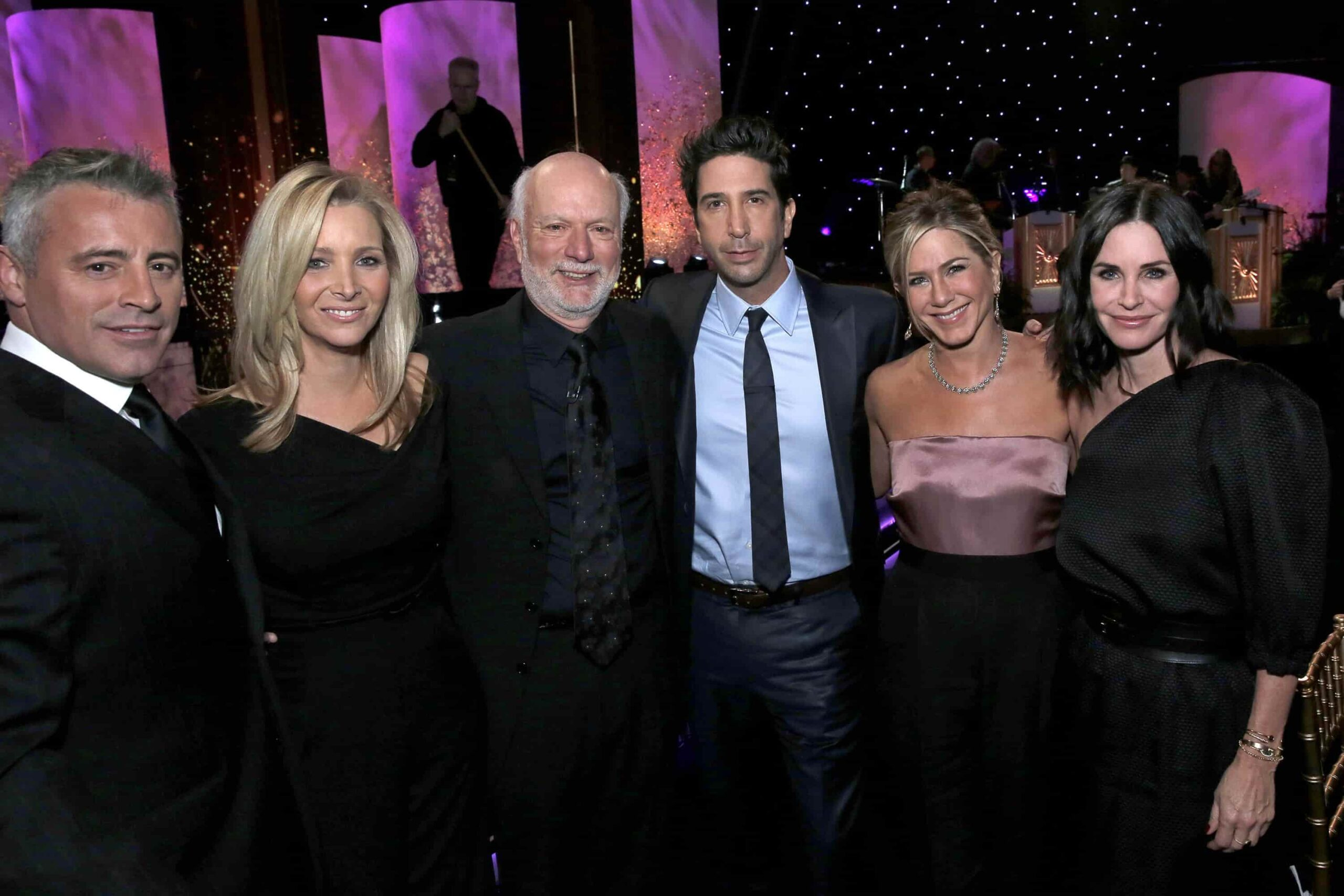 friends cast together even after the series