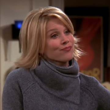 amy green from friends who was rachel green sister