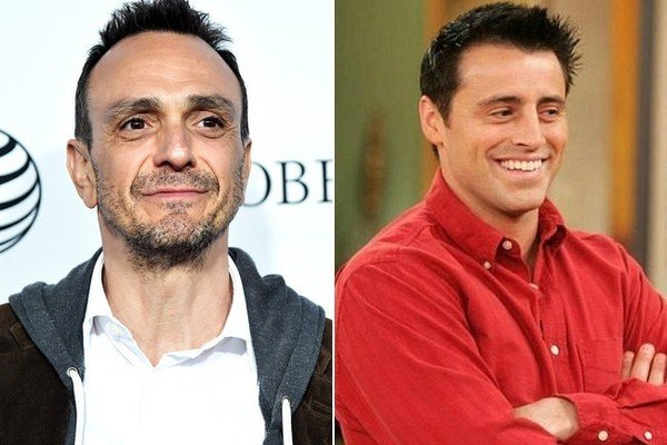 Hank Azaria could have [played the part of Joey Tribbiani