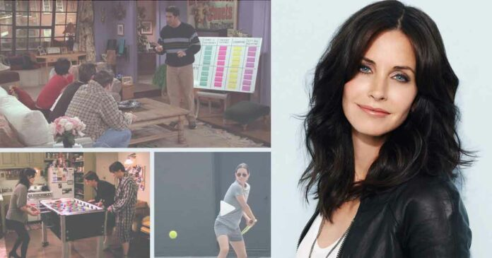 courteney cox and her winning habit is not forever