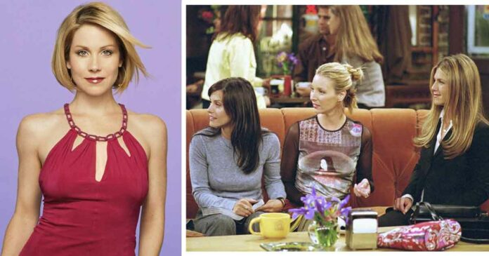 best female actors from friends list