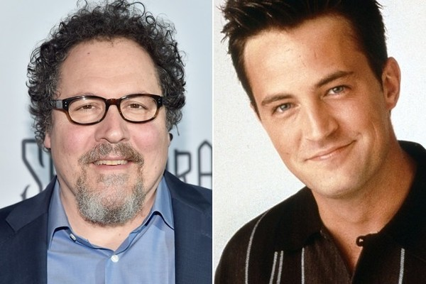 Jon Favreau could have played the part of Chandler Bing in friends