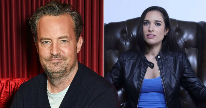 matthew perry with molly hurwitz