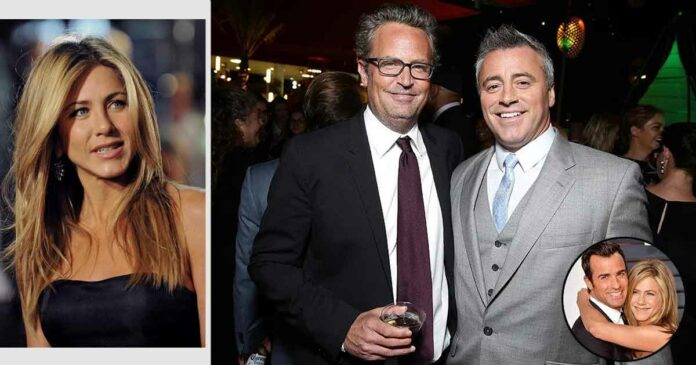 reason why jennifer did not invite matt and matthew to her wedding is revealed