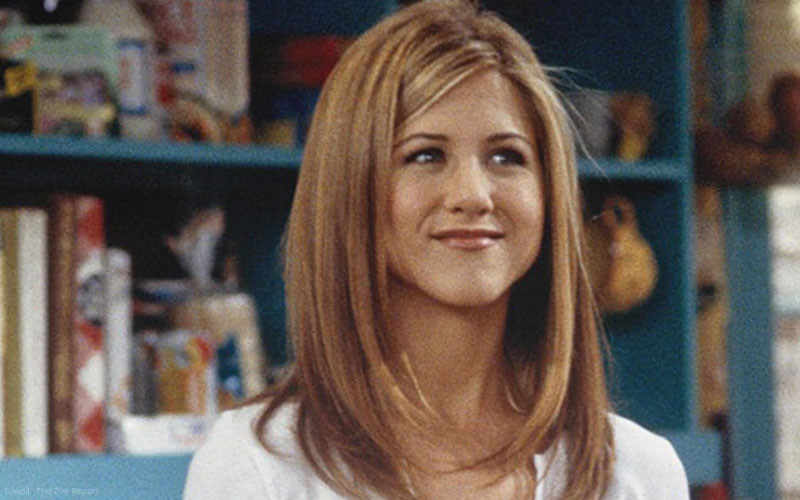 Jennifer Aniston as Rachel