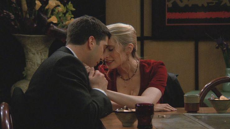 Ross and Carol