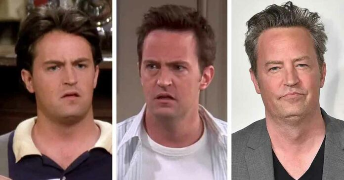 chandler bing then and now and where friends would be today