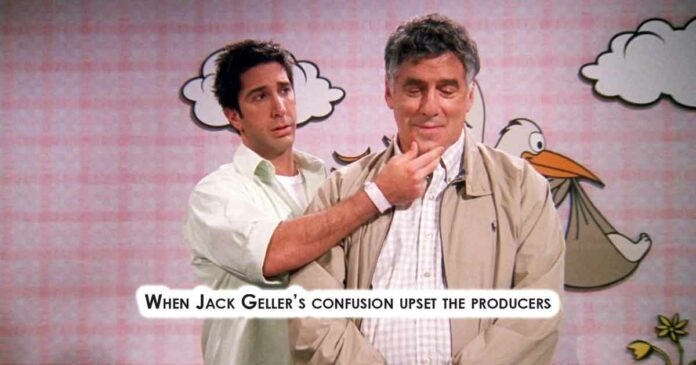 jack geller in confusion which one is of the kids is emma