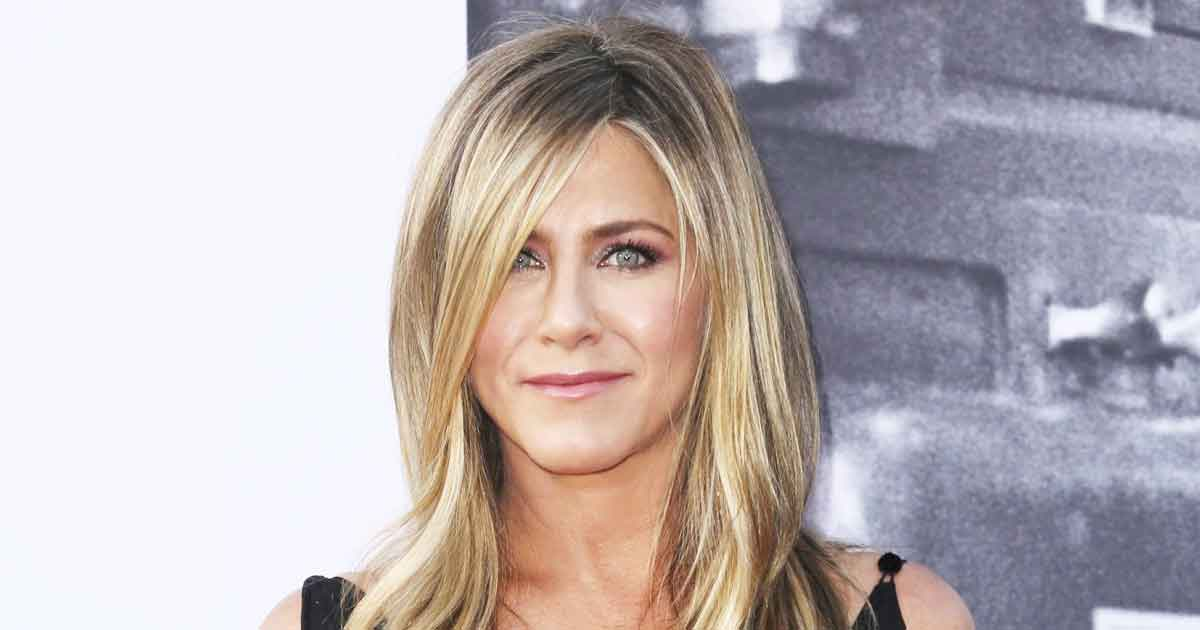beautiful jennifer aniston from friends