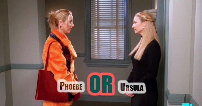 phoebe-ursula-twins from friends