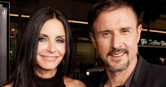 the unfortunate story of freinds star courteney cox and ex husband david arquette