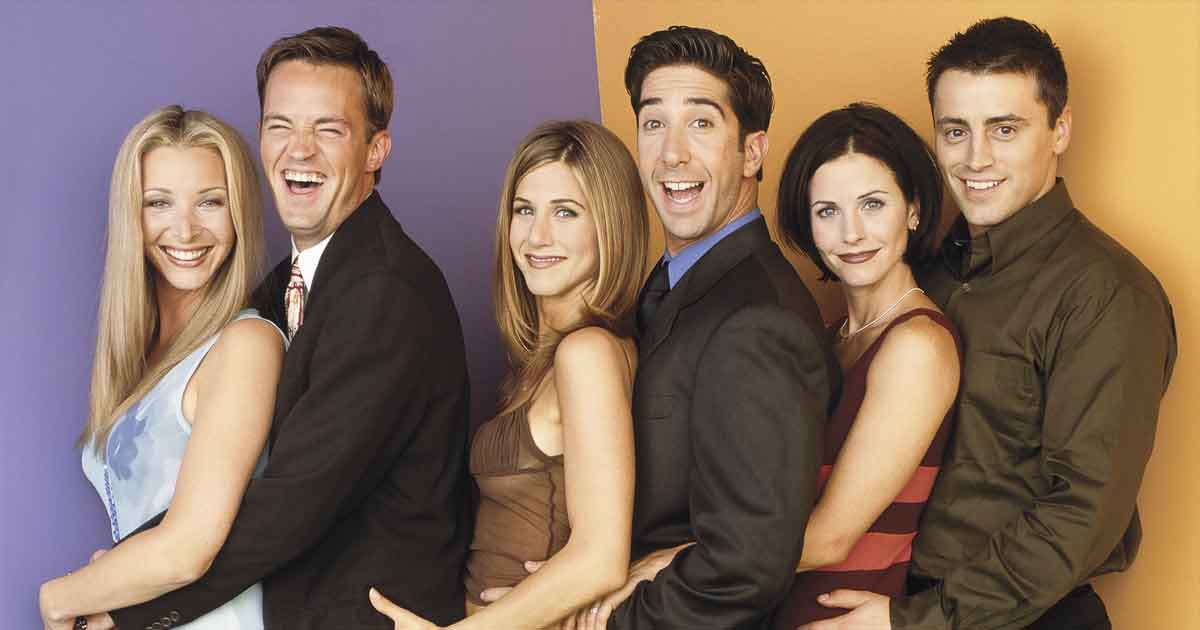 friends cast and their embarrassing moments