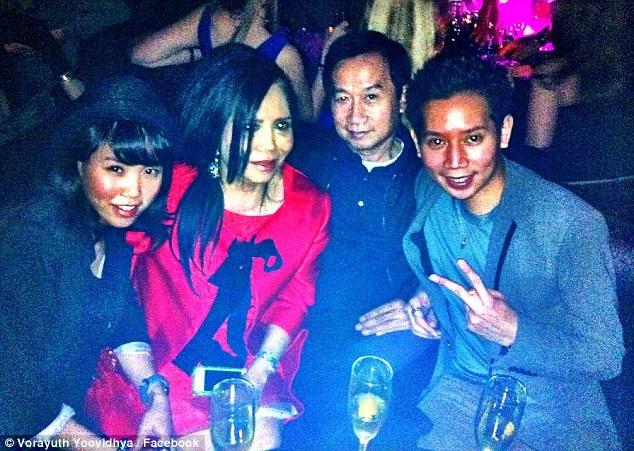 Yoovidhya Family From Thailand