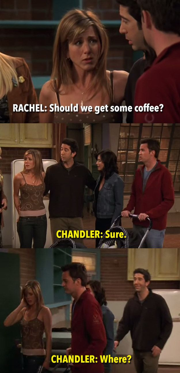 last line of chandler