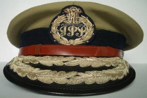 IAS-Officer-Cap