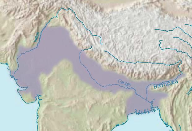 Indo-Gangetic-Plain