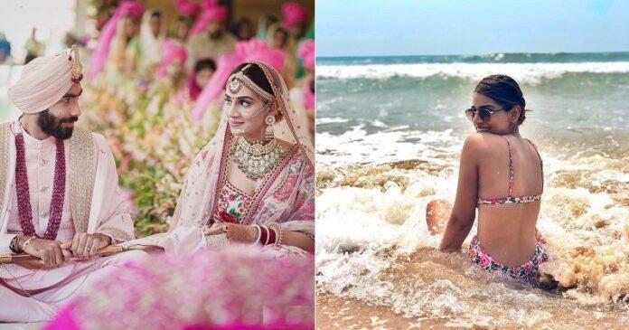 Jasprit Bumrah Marriage photo