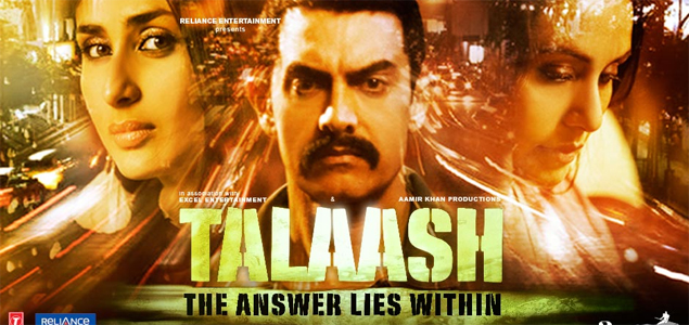 Talaash - The answer lies within