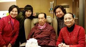 Ho Family From Hong Kong