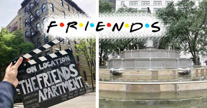 friends locations outdoor to explore