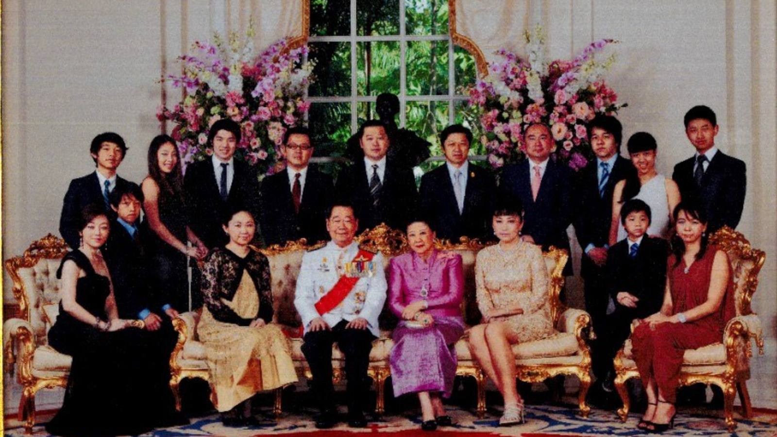Chearavanont Family From Thailand
